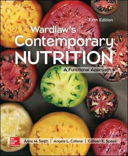 Pdf Health Wardlaw's Contemporary Nutrition: A Functional Approach (Mosby Nutrition) - Does not come with access code