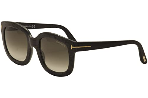 Amazon.com: anteojos de sol TOM FORD FT0279 05P negro/otros ...