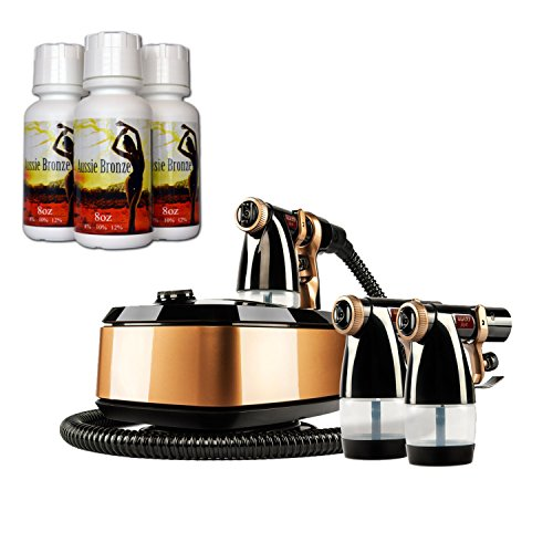 MaxiMist Allure Xena Sunless Spray Tanning System (Air Management Turbine)