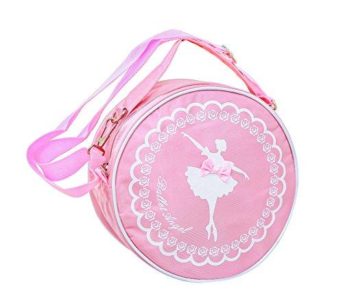 (Little Ballerina Round Bag -)