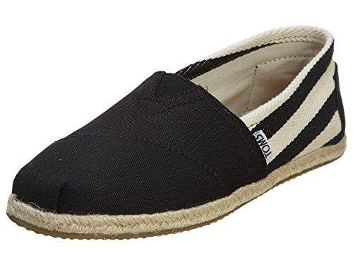 Toms Classic Womens Style: 10005415-BLACK Size: 7