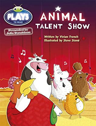 book cover of Animal Talent