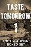 Book Cover for A Taste of Tomorrow - The Dystopian Boxed Set (11 Book Collection)