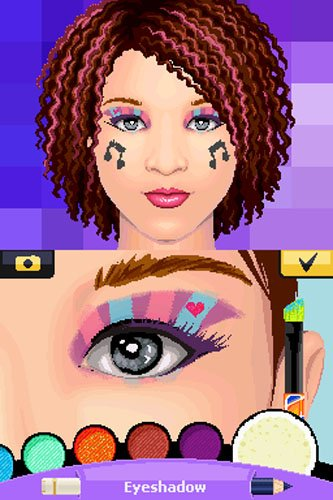 Style Lab Makeover Nintendo Ds Countdown