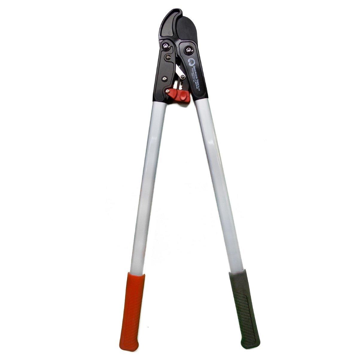 Horizons IW1421 Ironwood Ratchet Lopper Cuts 1.5-Inch