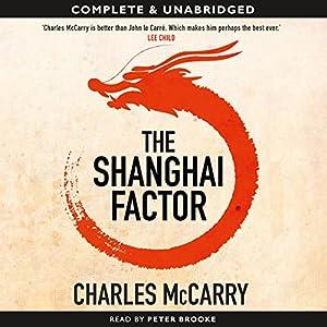 The Shanghai Factor Audiobook
