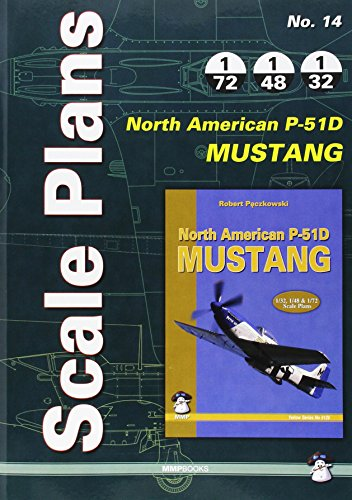 P-51D Mustang (Scale (Scale Aircraft Drawings)