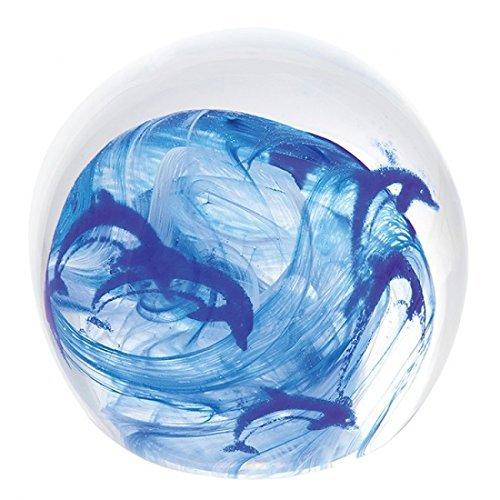 Caithness Glass Unlimited Free Spirits Paperweight