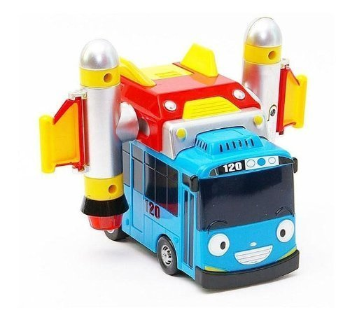 Little Bus Tayo Space Rocket (Space Bus)