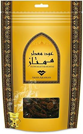 SWISSARABIAN Muattar Bakhoor Incense Perfume product image