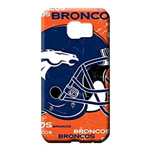 samsung galaxy s6 Attractive Pretty High Grade Cases phone carrying covers denver broncos nfl football