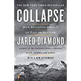 Collapse( How Societies Choose to Fail or Succeed)[COLLAPSE][Paperback]