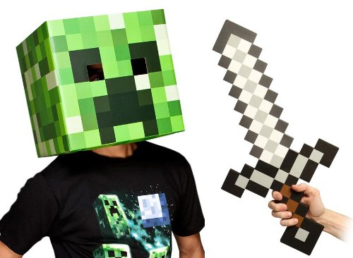 Minecraft Creeper Costume Jinx (Minecraft 12