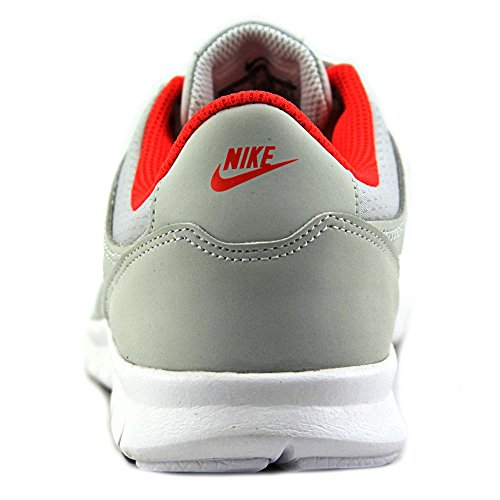 Nike Kvinnor Orive Nm Prem Ankel-high Fashion Gymnastiksko Ren Platina / Ljusa Crimson