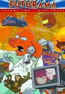Futurama Poster TV H 11x17