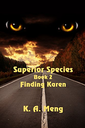 Finding Karen (Superior Species Book 2) by [Meng, K. A.]