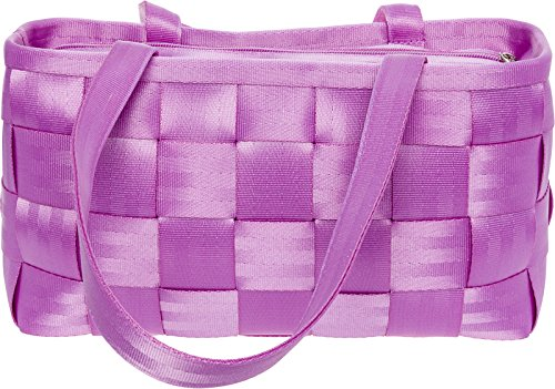 Large Purse Satchel Lilac Harveys Unique Womens Tote Seatbelt Handbag Original Bag AZxxWqUwdz