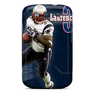 Excellent Galaxy S3 Case Tpu Cover Back Skin Protector New England Patriots