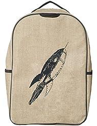 SoYoung Grade School Backpack - Grey Rocket