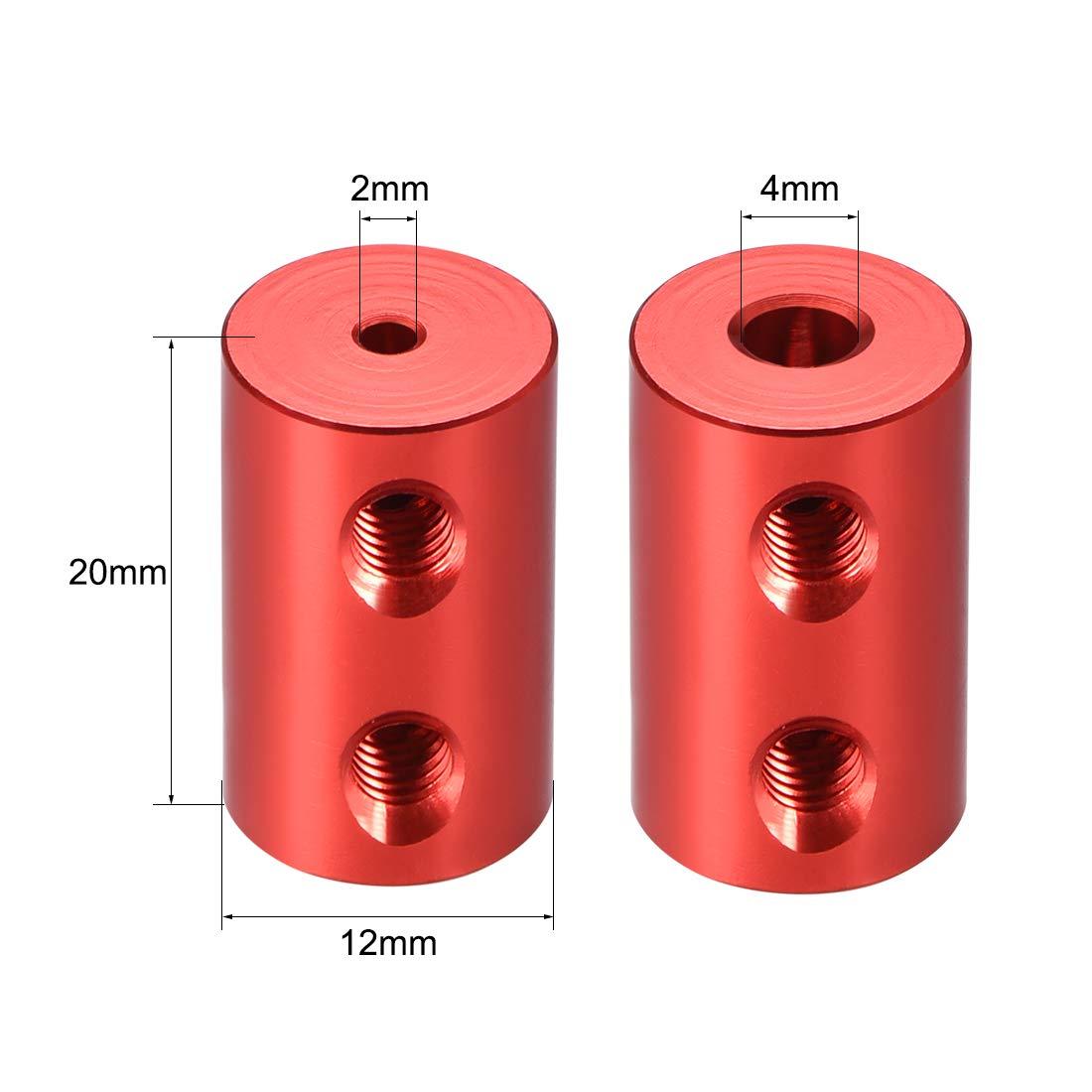Elastische Wellenkupplung 3,17mm 5mm