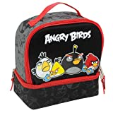 Angry Birds Bottom Zipper Insulated Lunch Bag, Baby & Kids Zone