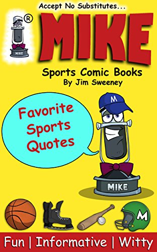 Mike Favorite Sports Quotes Top 25 Series Book 4 Kindle Edition