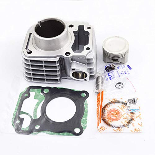 Wiseco PK1126 66.50 mm 10.0:1 Compression Motorcycle Piston Kit with Top-End Gasket Kit