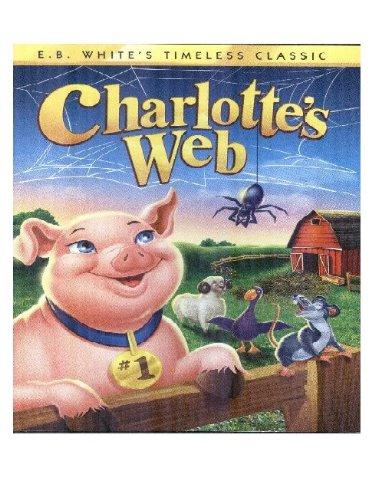 DVD : Charlotte's Web (Eco Amaray Case)