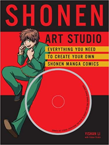 Shonen Art Studio: Everything You Need to Create Your Own ...