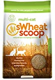 sWheat Scoop Multi-Cat Litter, 14 lb
