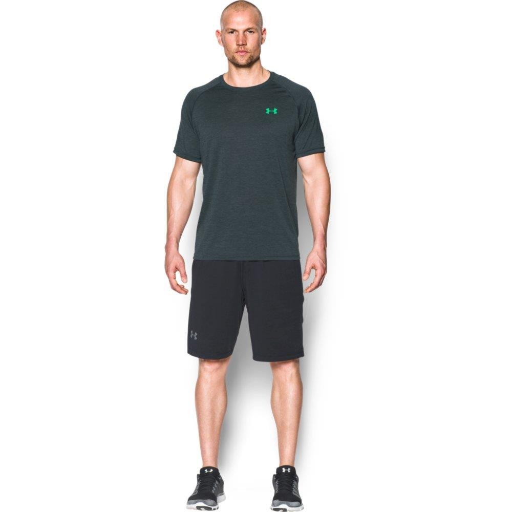 [アンダーアーマー] UA Tech SS Tee メンズ 1228539 B01FA6WIXA XXX-Large|Stealth Gray/Vapor Green Stealth Gray/Vapor Green XXX-Large