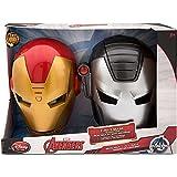 Disney Marvel Avengers Initiative Iron Man 2-in-1 Mask Exclusive Mask Set
