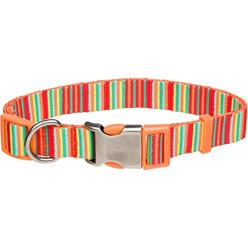 Planet Petco Red Legacy Adjustable Eco Dog Collar (Harness Petco Cat)
