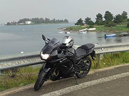 GOWE para Kawasaki Ninja 250 2008 2009 08 09 frontal cabeza ...