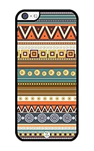 Aztec Pattern Rubber iPhone 5C case - Fits iphone 5C Verizon, AT&T, Sprint, T-Mobile and International