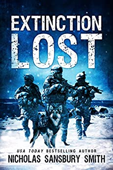 Extinction Lost: A Team Ghost Short Story (Kindle Single) (Extinction Cycle) by [Smith, Nicholas Sansbury]