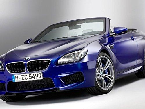 BMW M6 Convertible & Audi A3