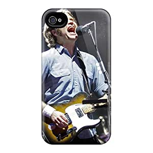 MarieFrancePitre Iphone 4/4s Protective Hard Phone Covers Provide Private Custom Colorful Death Cab For Cutie Band D.C.F.C Pictures [DCs6748zjrr]