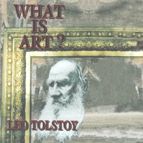 What Is Art? Audiobook [Free Download by Trial] thumbnail