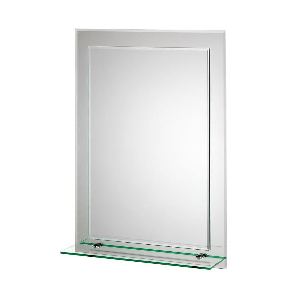 mirror 20 x 36. croydex devoke double layer wall mirror 28-inch x 20-inch with shelf and hang \u0027n\u0027 lock fitting system - amazon.com 20 36
