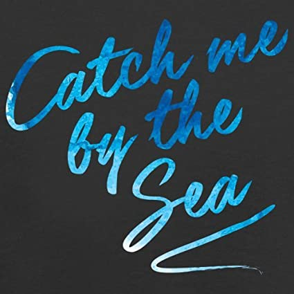 3-24 Months Baby//Toddler T-Shirt Dressdown Catch Me by The Sea