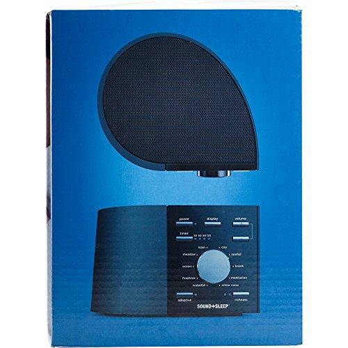 Adaptive Sound Technologies - Sound+Sleep, Sleep Therapy System, Black
