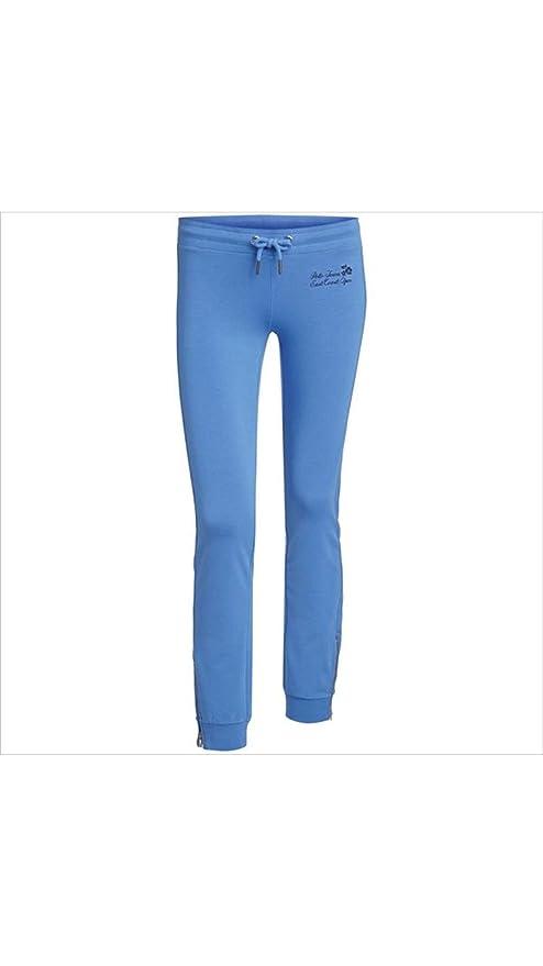HV Polo pantalones de chándal Kalota, M | Capri - Blue: Amazon.es ...