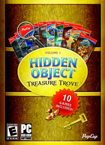 Hidden Object Collection: Treasure Trove Vol. 1 - PC (Object Hidden Games Pc Christmas)