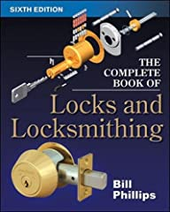Whether you want to learn lockpicking or locksmithing, or choose locks that are virtually impossible to defeat, this classic will meet your needs. The top reference in the field since 1976, this book is perfect for everyone from beginners who...