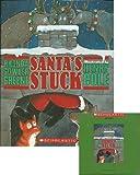 img - for Santa's Stuck Book and Audio CD Set (Paperback Book and Audio CD) book / textbook / text book