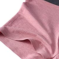 Venuskenna Mens Micro Modal Trunks SilkSkins Ultra Soft Comfortable Tagless and Seamless Underwear Multicolor 3 Pack