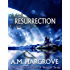 Resurrection, a YA Paranormal Romance (Book 2 of The Guardians of Vesturon Series)