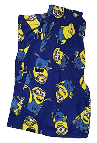 Despicable Me Minions Fleece Lounge Pants