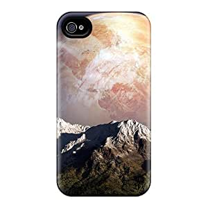 High-end Case Cover Protector For Iphone 4/4s(serenity)
